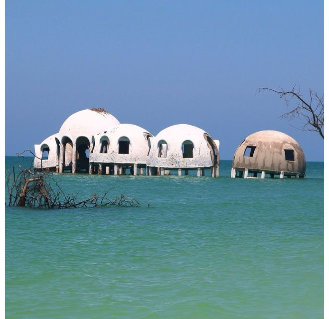 Dome Home Florida: 76 Best Images About Abandoned Places On Pinterest