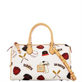 Dooney & Bourke: Classic Satchel.... MLB SF Giants Dooney... that is all. <3