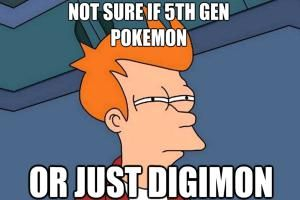 These Digimon Anime Memes are Super Funny: Not Sure if Pokemon or Digimon Meme