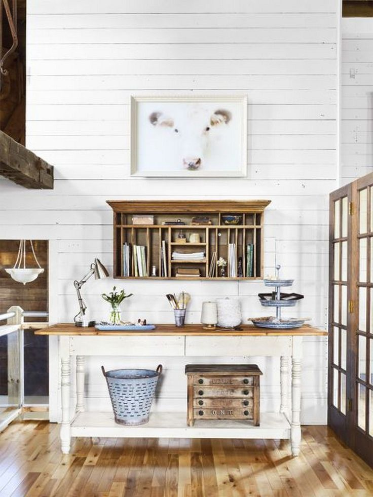 Rustic Farmhouse Bohemian Decorating Ideas 47 62