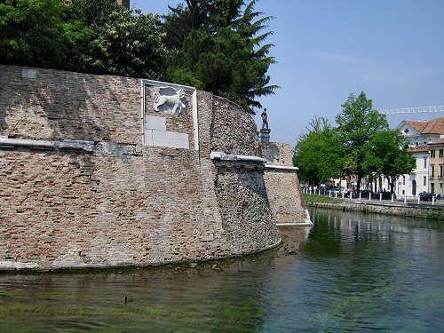 mura di treviso | Treviso - mura veneziane