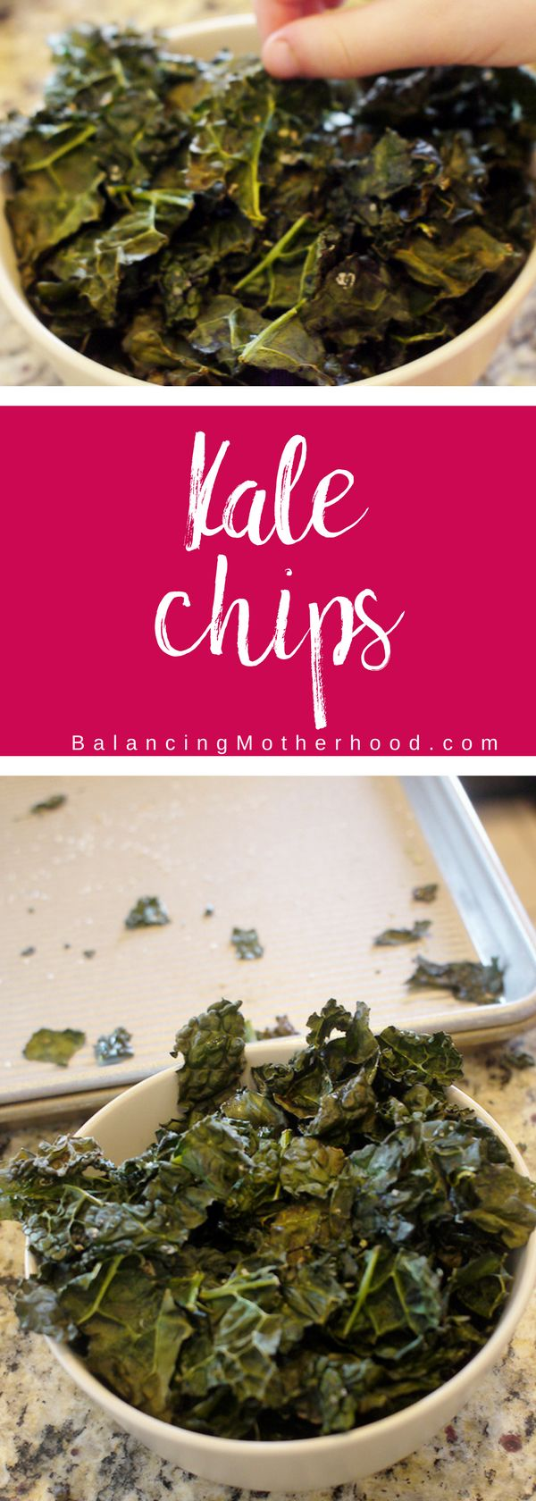 Kale chips are easy to make when you know what to avoid. Kale chips recipe with tips to ensure a perfect batch every time! Get the recipe and try them today.