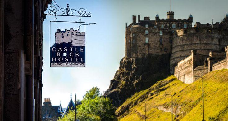 Castle Rock Hostel in Edinburgh, Scotland | Hostel