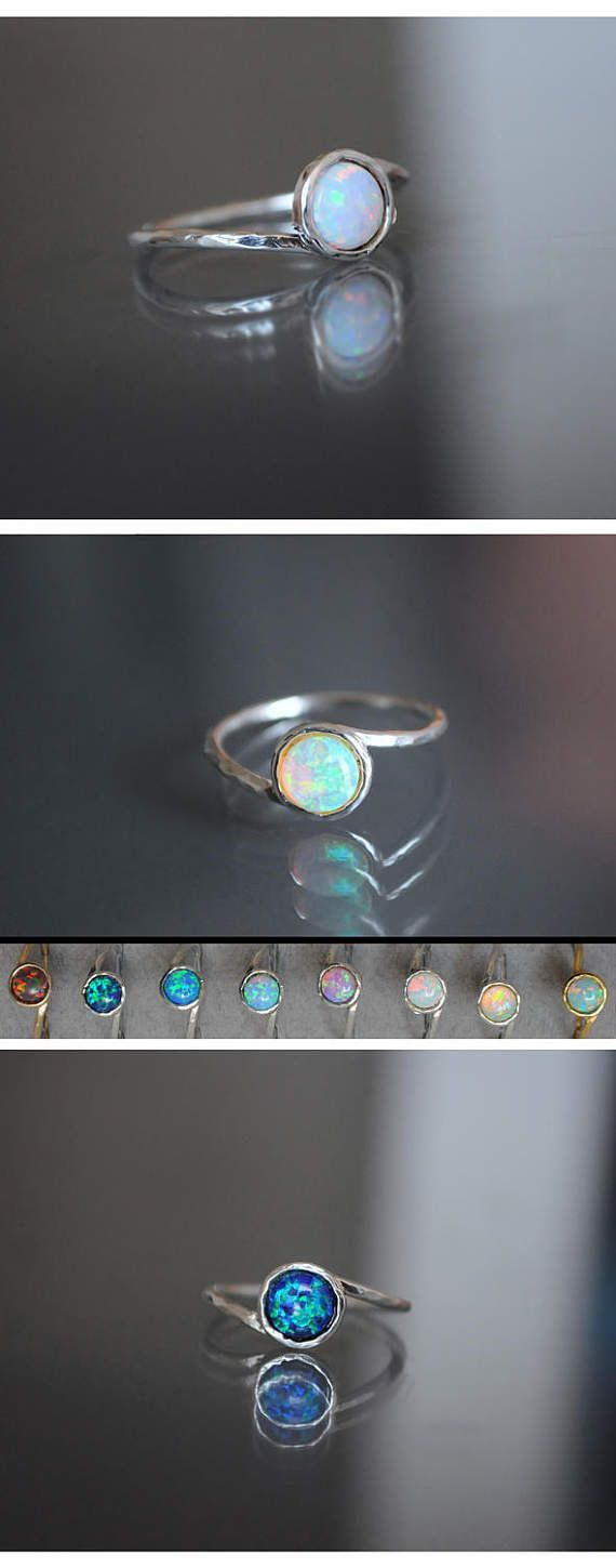 The first Opal ring is Molly's promise ring that Alex gave her with the promise of their engagement in the future.