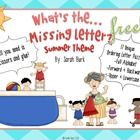 Kindergarten Reading: Ordering Letters are great for alphabet ordering practice and review.  They can be used in centers or as individual work.  Th...