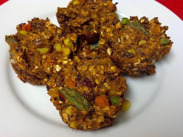 Happy Herbivore Meatloaf Bites | Recipes: Vegetarian/Vegan Main Dishe ...