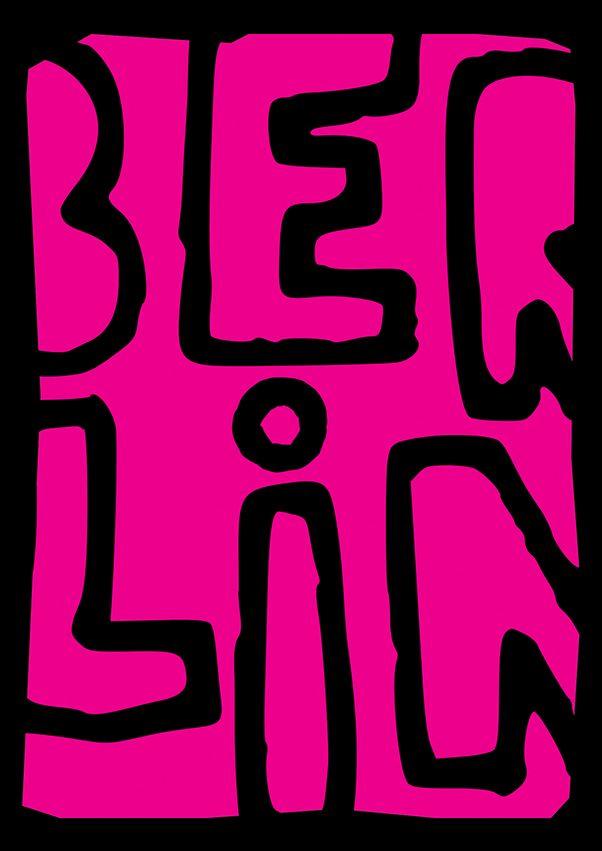 ShowUsYourType Berlin 2016-II on Behance