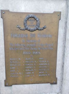 College Street Normal School Roll of Honour -  Historypin | Walking with an Anzac