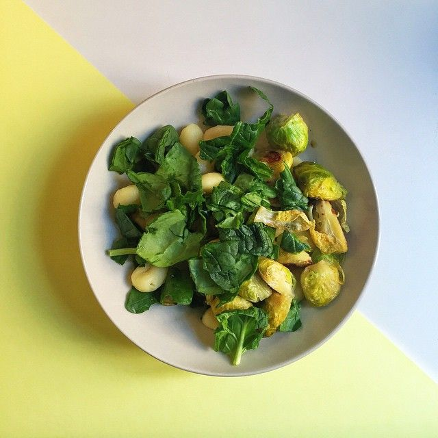 Veggie Gnoccis #nutricion #nutrition #nutricionista #healthy #health #saludable #salud #food #pasta #lunch #madrid #vegetarian #vegetariano #foodporn #yum #WHPcolorfulcooking