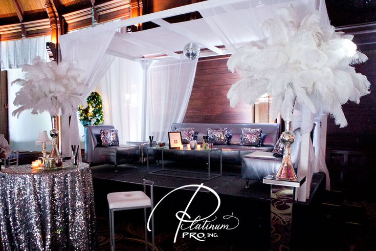 17 best images about all white party on pinterest for All white party decoration