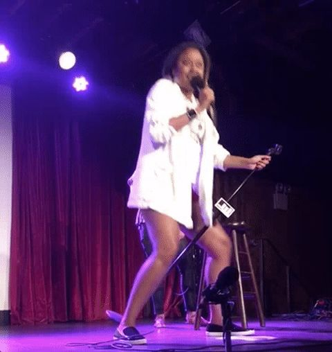 dance dancing live show 2 dope queens phoebe robinson #humor #hilarious #funny #lol #rofl #lmao #memes #cute