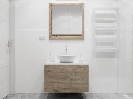 Design#5001820: Die 25+ besten ideen zu skandinavisches badezimmer auf pinterest .... Skandinavische Badezimmer