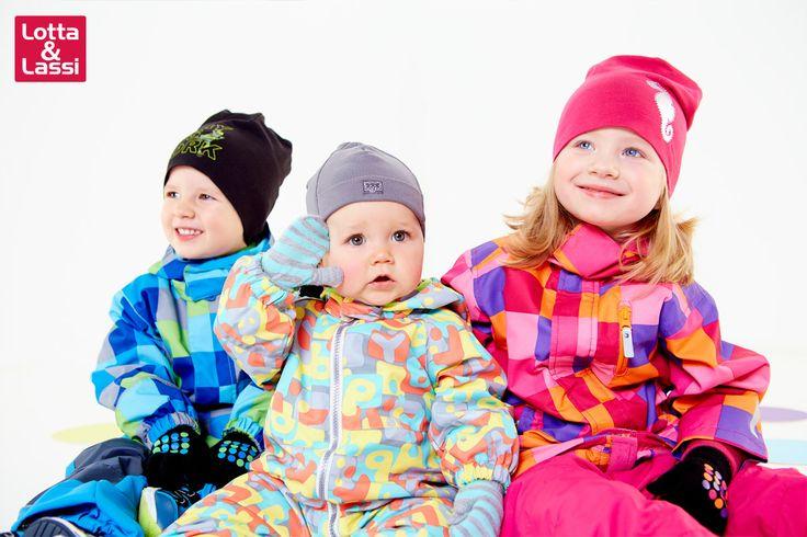Lotta&Lassi-ulkovaatteissa vettähylkivyys ja materiaalien kestävyys sekä sisävaatteissa tuotteiden istuvuus ja joustavuus pitävät huolen, että koko perheen arki sujuu leikiten. http://www.netanttila.com/shop/fi/netanttila/brand/lotta+lassi