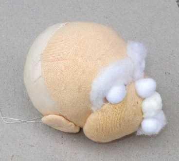 Cloth doll making