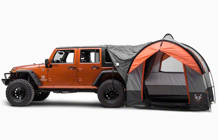 Rightline SUV Tent