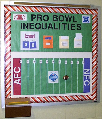 Bulletin Board Ideas For Questions: 90 Best Math Bulletin Boards Images On Pinterest