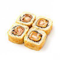 Суши роллы Эби батакон хотто