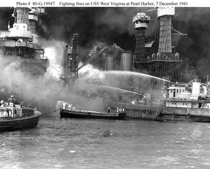 Pearl Harbor, 1940   The evening of December 6th, 1941, Seaman 1C James Daniel Lancaster and a few friends aboard the USS Arizona...