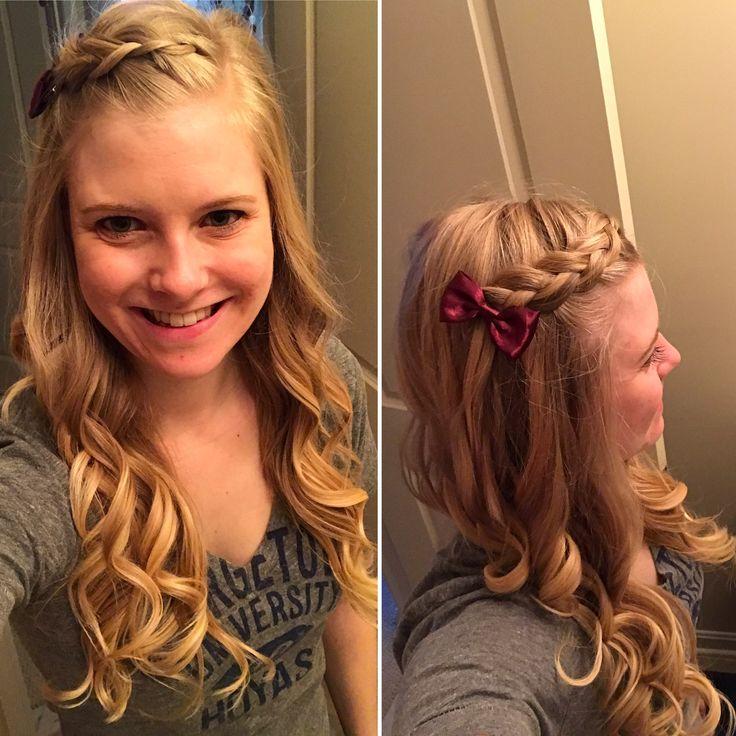 Best 25+ Inverted french braid ideas on Pinterest | Hair ...