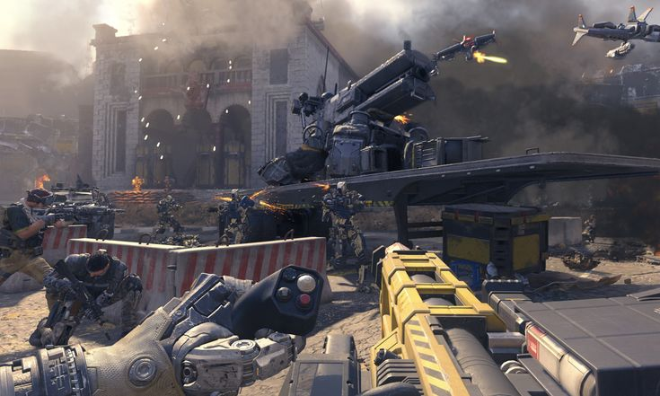 Call of Duty: Black Ops 3 – reimagining the biggest shooter in the world