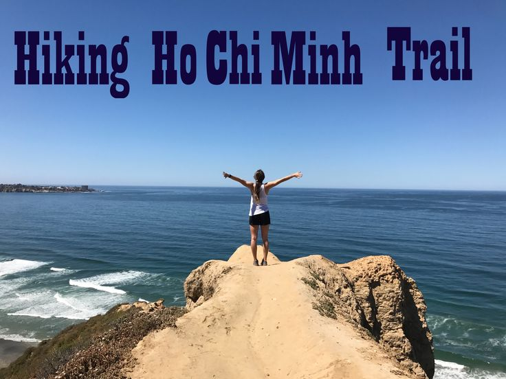 Hiking Ho Chi Minh Trail San Diego CA