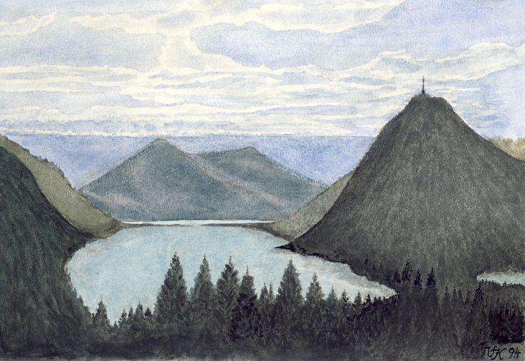 See in den Bergen, U. Kretschmer
