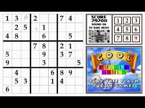 Spiele Sudoku auf: http://www.kostenlos-spielen24.de/sudoku/ sudoku kostenlos online spielen ohne anmeldung. Suche Dir Dein unter mehreren Sudoku spielen Dei...
