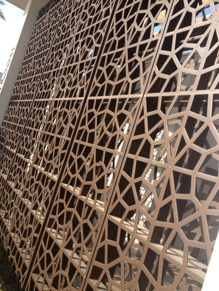 Metal Architectural Screen Wall : Best images about screen on pinterest