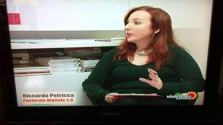 """Intervista di Riccardo Petricca per il programma """"Se Scrivendo – Special..."""