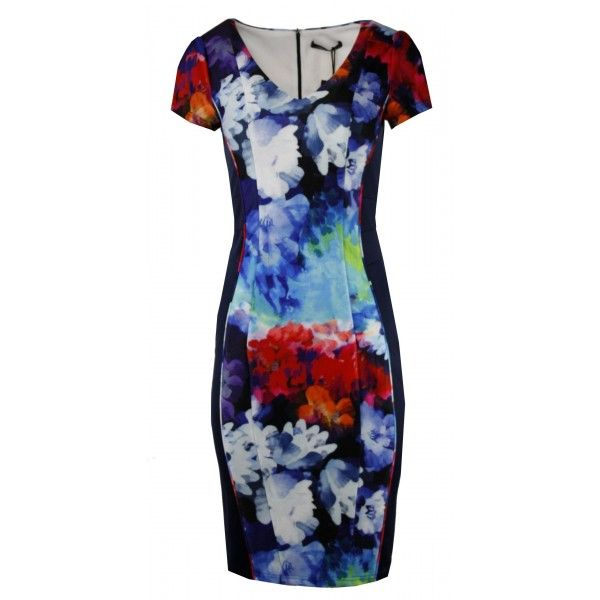 Xeni Slimming Party Dress