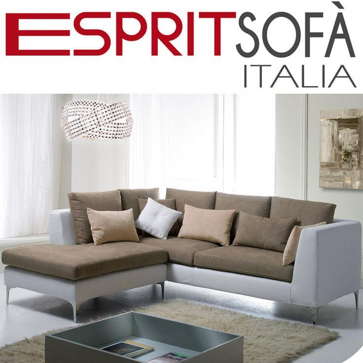 esprit sofa italia fabricant de canap s nos fabricants. Black Bedroom Furniture Sets. Home Design Ideas