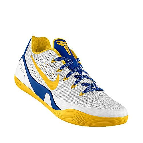 I designed this at NIKEiD It has my teams colors