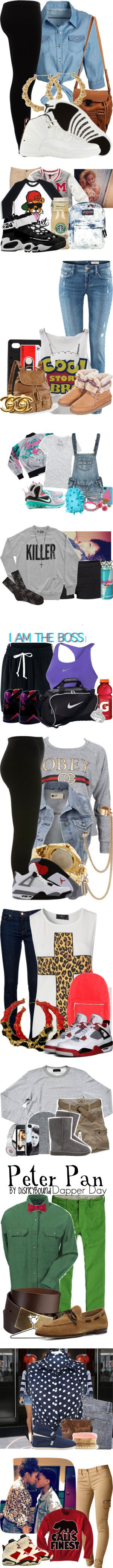 """cute 22"" by dreakagotswagg ❤ liked on Polyvore cute clothes, outfits"