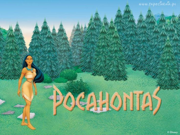 Pocahontas, choinki