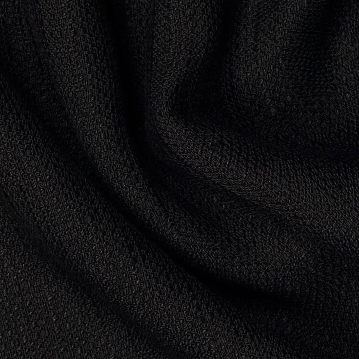 zwart linnen italiaans import