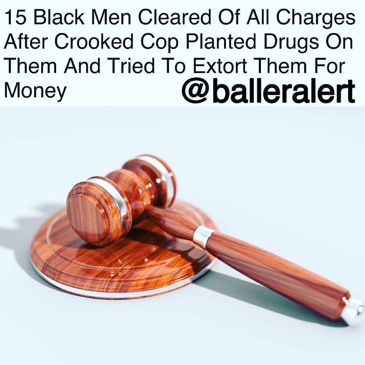 Repost @balleralert) 15 Black Men Cleared Of All Charges After Crooked Cop Planted Drugs On Them And Tried To Extort Them For Money - blogged by @baetoven_   In the largest mass exoneration in Chicago history a Cook County judge tossed out felony drug convictions of 15 black men who all say they were framed for bogus charges after refusing to pay #Chicago police officer Ronald Watts. The men said that after they refused they were handcuffed and had drugs placed in their pockets.    Watts…