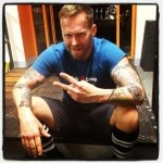 Froning, Barber, Baily and Morrison Enter the 2012 Reebok Crossfit Games. Bob Harper scores 118 reps.  Love it!