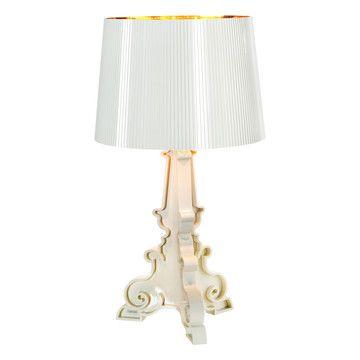 Ferruccio Laviani: Bourgie Table Lamp White
