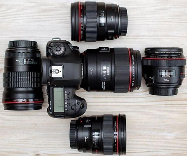 Perfect Setup Canon 24mm F1 4 L Canon 35mm F1 4 L Canon 50mm F1 2 L Canon 85mm F1 4 Is L And Canon 135mm F2 L Pho Canon 35mm Camera Hacks Canon Camera