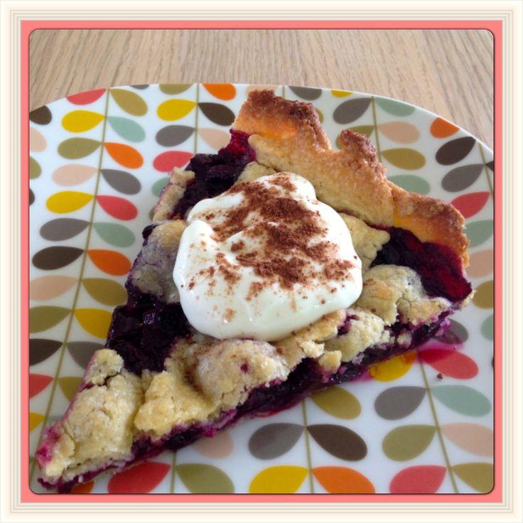 Nemme og lækre opskrifter der virker: Blåbær tærte