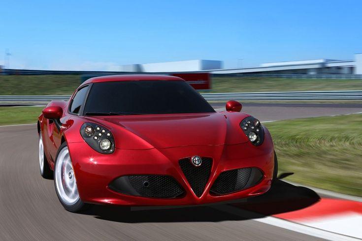 Alfa Romeo 4C Arrives In (Select) U.S. Dealers In June