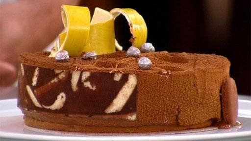 Zumbo Chocolate Mousse Cake | MasterChef Australia