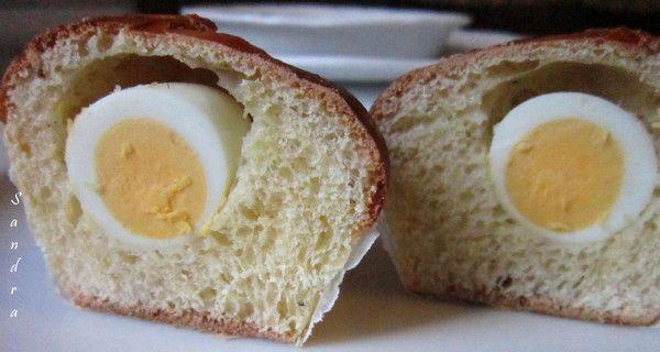 dolce forno: L'uovo di Pasquetta