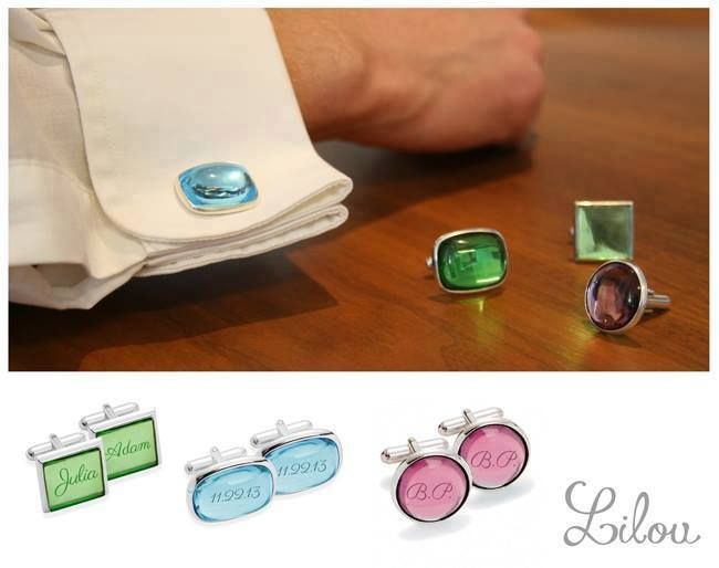 Check out the Boheme cufflinks configurator: Lilou offers many options to create your own set of personal cufflinks! #lilou #cufflinks #Boheme #create #personal