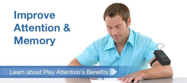 ADHD Attention Deficit Training Neurofeedback Tool | Play Attention