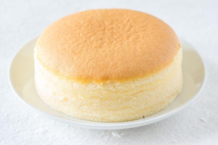 Torta giapponese con 3 ingredienti: la ricetta semplicissima