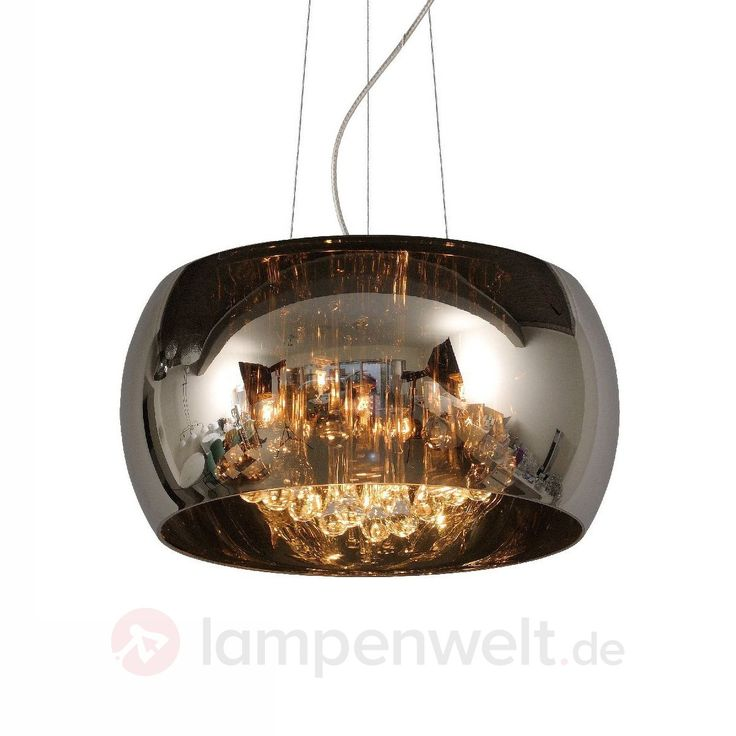 Anmutige Hängeleuchte Pearl sicher & bequem online bestellen bei Lampenwelt.de.