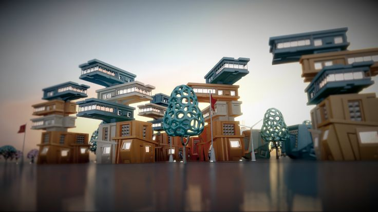 The Tomorrow Children | PS4 Games | PlayStation
