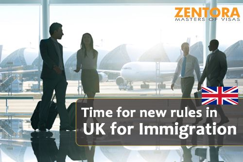 Time For New Rules In Uk For Immigration