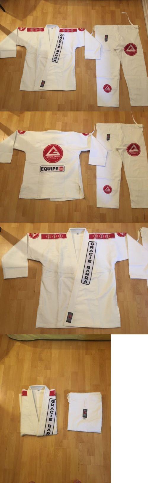 Uniforms and Gis 179774: Gracie Barra Mens Gi A2 Brand New Jiu Jitsu Bjj Syr Ctrl Keiko Atama Mma Ufc -> BUY IT NOW ONLY: $130 on eBay!